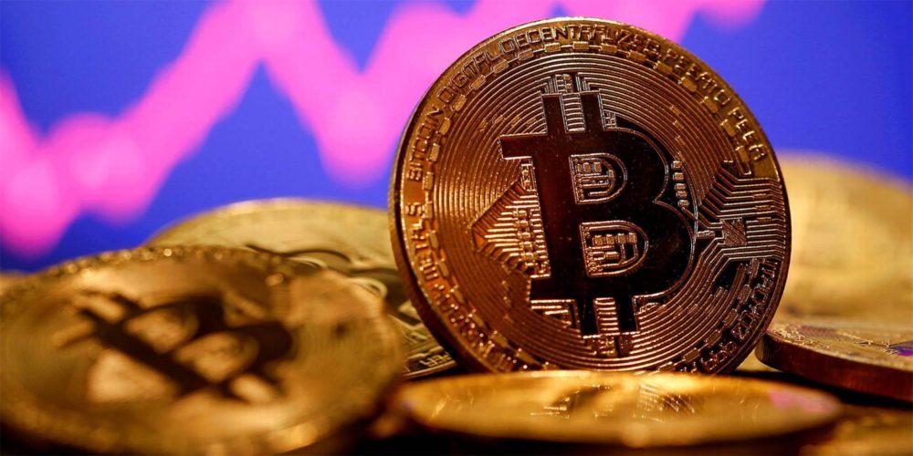 کاهش قیمت بیت کوین رمز ارز ارزهای دیجیتال ارز رمز پایه