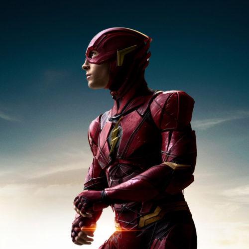 تصاویر جدید پشت صحنه The Flash