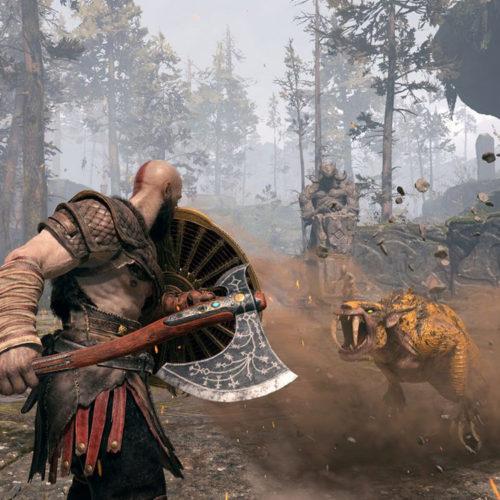 زمان عرضه God of War: Ragnarok