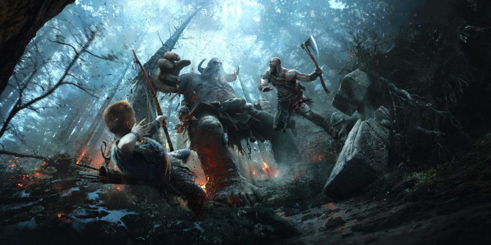 ساخت اقتباس سریالی God of War