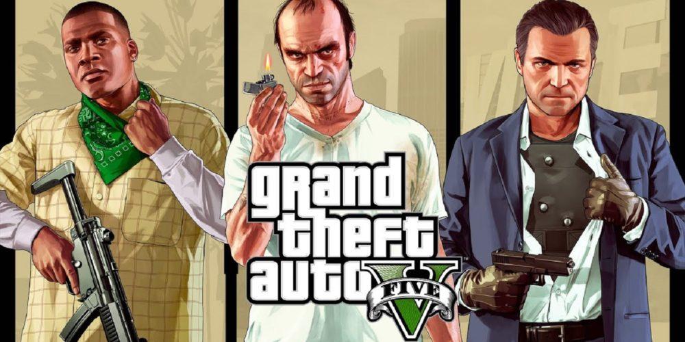 تاریخ انتشار Grand Theft Auto V برای PS5 و Xbox Series X