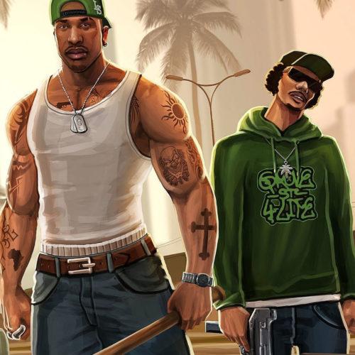 ریمیک بازی GTA: San Andreas