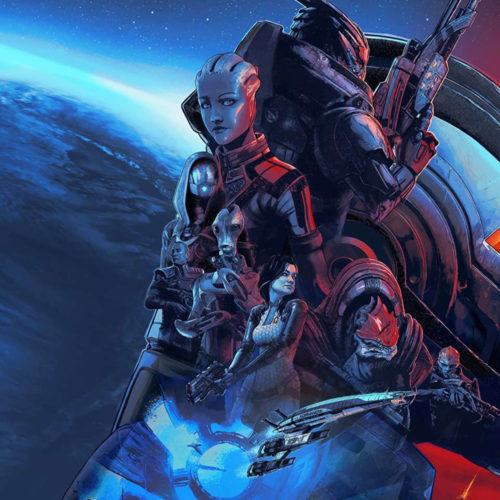 نقد و بررسی بازی Mass Effect: Legendary