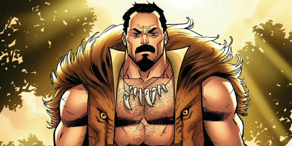 نقش اصلی Kraven the Hunter
