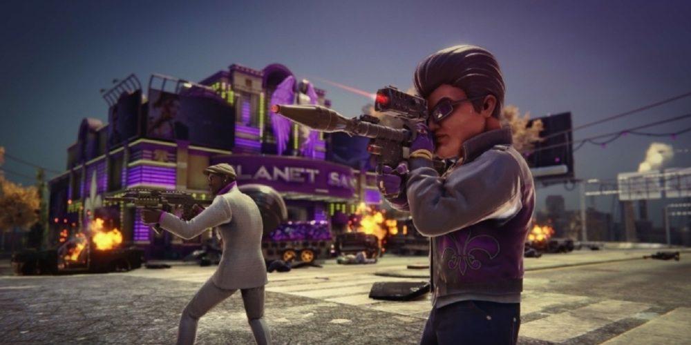 بازی Saints Row: The Third Remastered در Steam