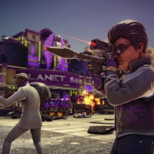 بازی Saints Row: The Third Remastered در Steam