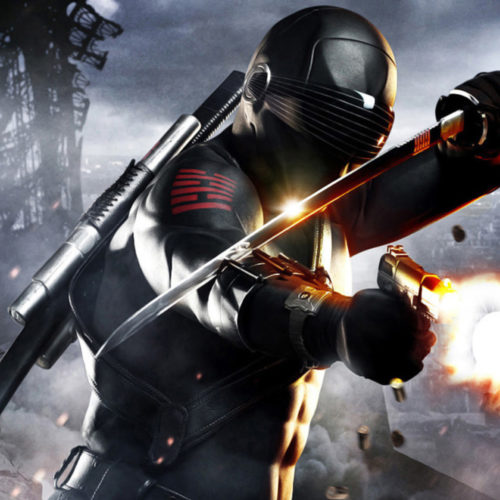 اولین تصاویر Snake Eyes: G.I. Joe Origins