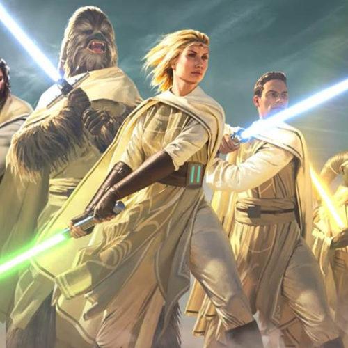 ۲ بازی جدید فرنچایز Star Wars