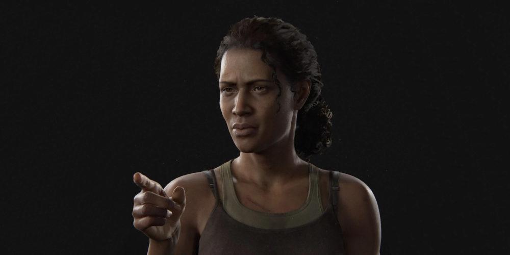 صداپیشه مارلین در The Last of Us