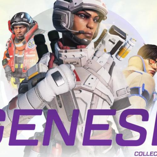 رویداد Genesis Collection بازی Apex Legends