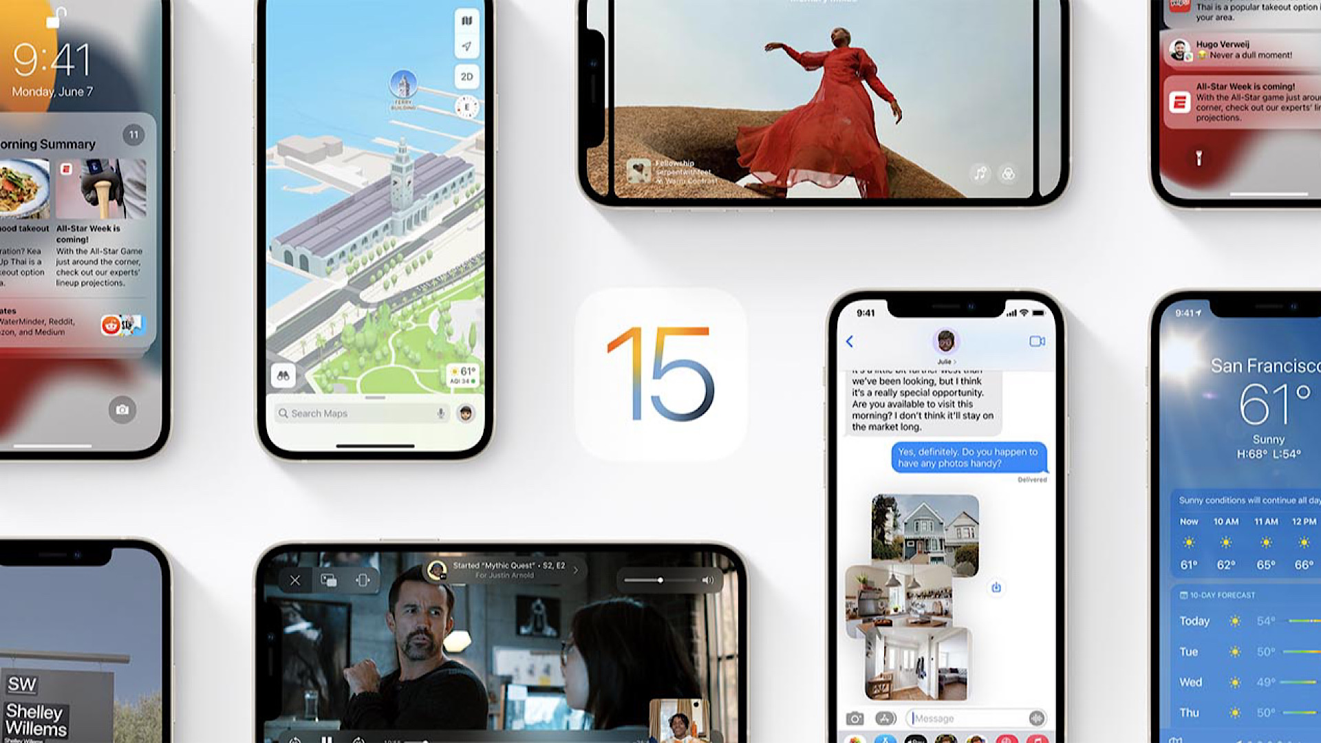 رویداد WWDC 2021