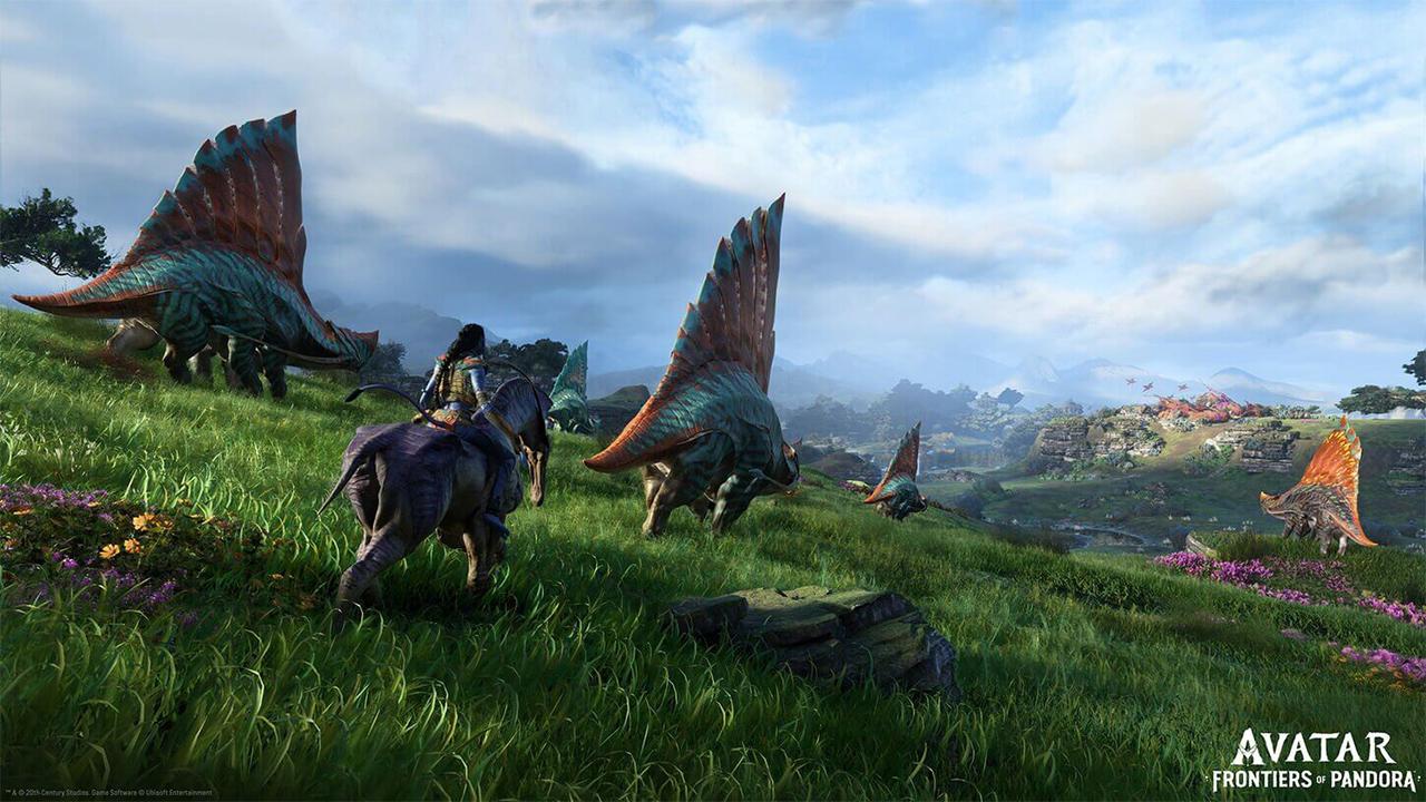 رونمایی از بازی Avatar: Frontiers of Pandora