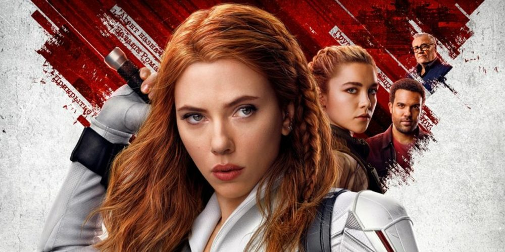 پوستر فیلم Black Widow