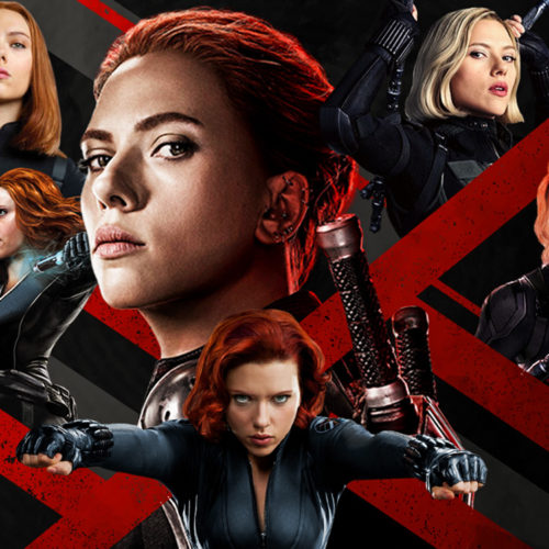 جدیدترین کلیپ Black Widow