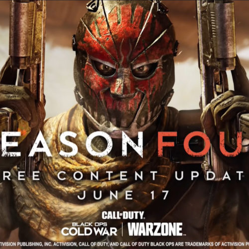 فصل چهارم Call of Duty Warzone
