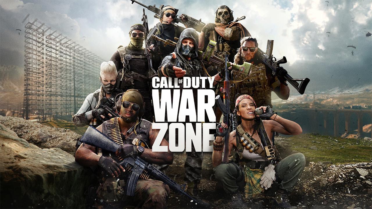 وارزون در بازی Call of Duty Vanguard