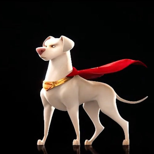دومین تیزر DC League of Super-Pets