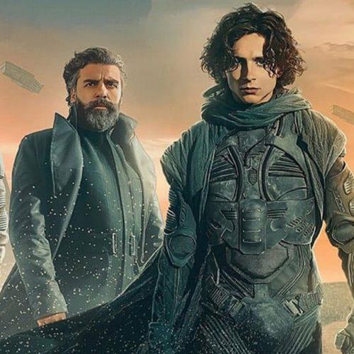 اکران فیلم Dune