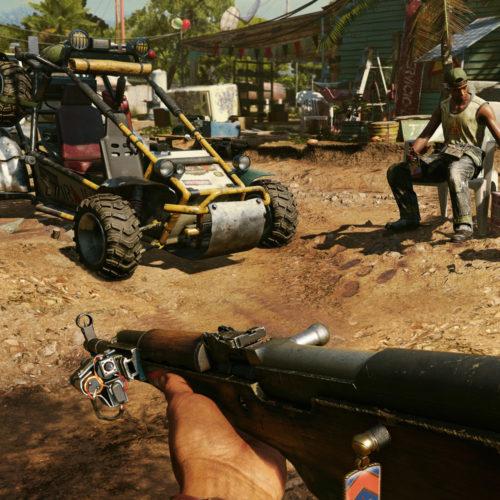 دوربین Far Cry 6