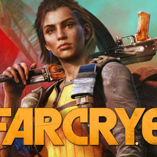 شخصیت زن دنی روهاس در Far Cry 6