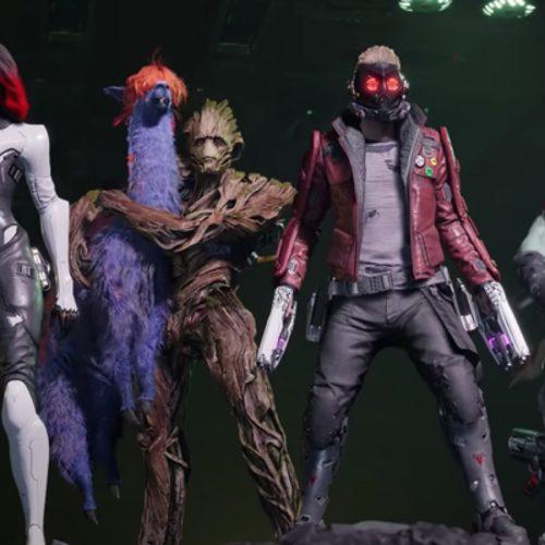 تریلر بازی Guardians of The Galaxy