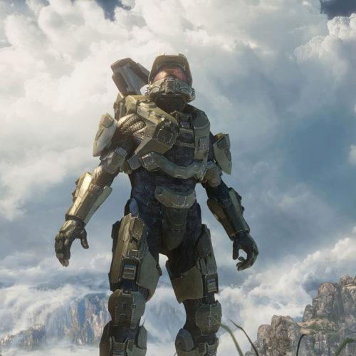 اولین تصاویر سریال Halo