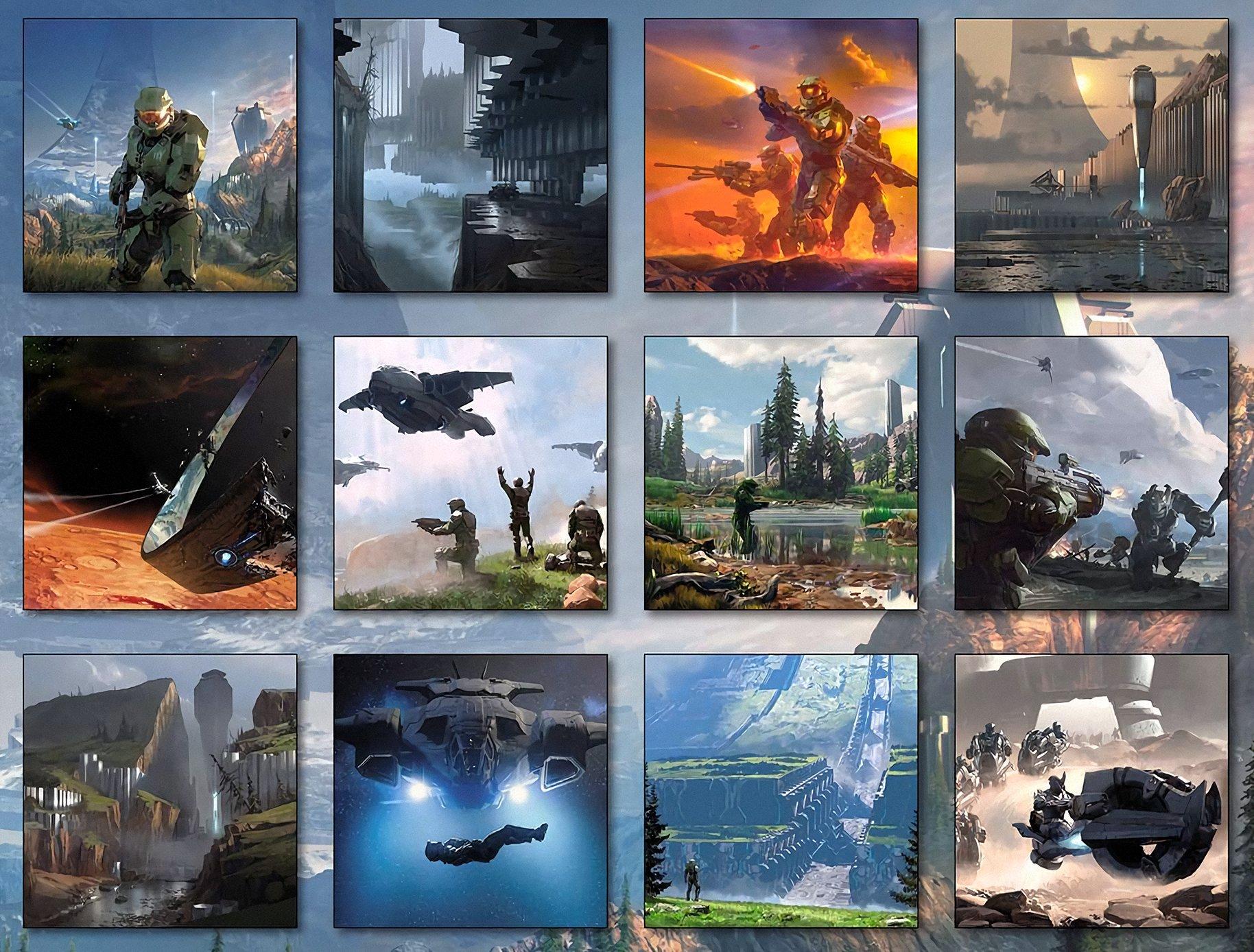 تصاویر بازی Halo Infinite