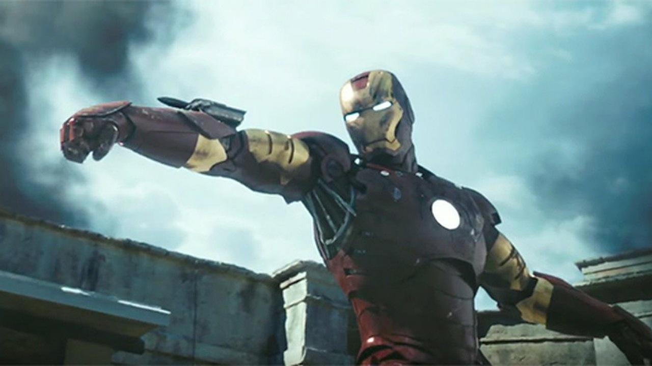 سه گانه Iron Man - تریلر فیلم Eternals