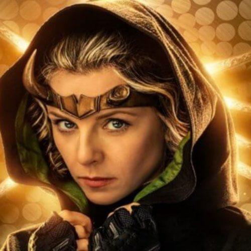 پوستر سریال Loki