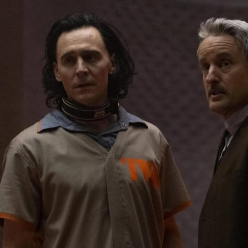 پشت صحنه سریال Loki