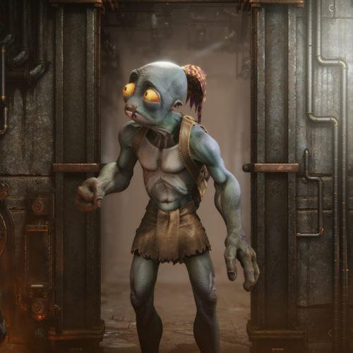 """احتمال انتشار Oddworld"""" Soulstorm برای ایکس باکس"""
