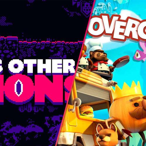 Overcooked! 2 و Hell Is Other Demons رایگان
