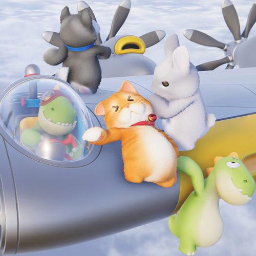 نسخه ایکسباکس Party Animals