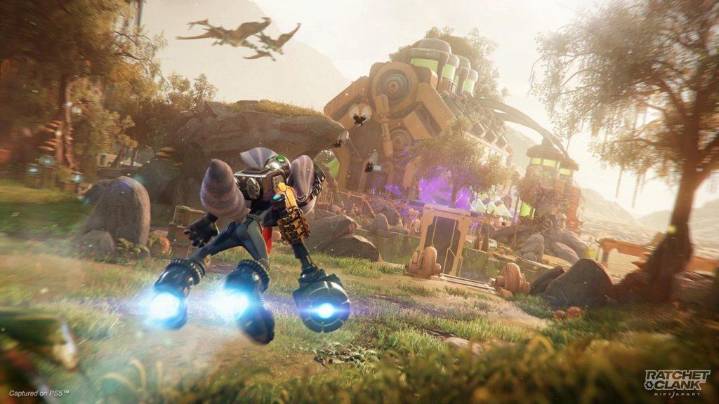 پرفروشترین بازیهای هفتهی اول تیر بازی Ratchet & Clank: Rift Apart