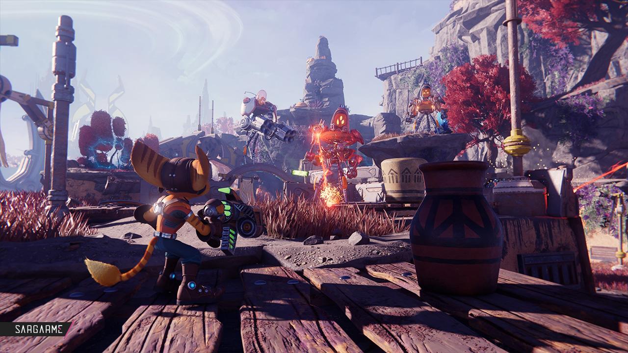نقد و بررسی بازی Ratchet and Clank: Rift Apart