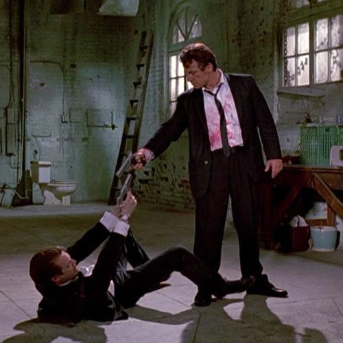 ریبوت Reservoir Dogs