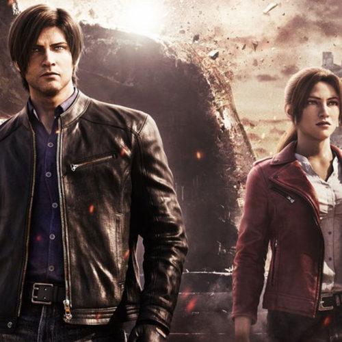 صحنه آغازین Resident Evil: Infinite Darkness