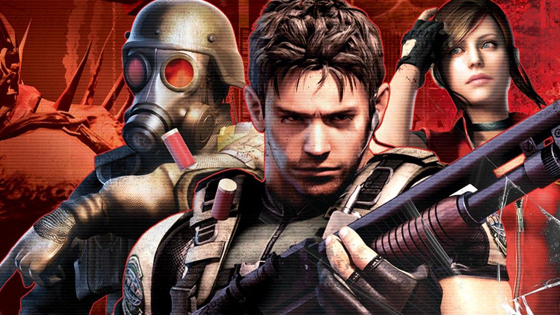 بازی Resident Evil: The Mercenaries 3D