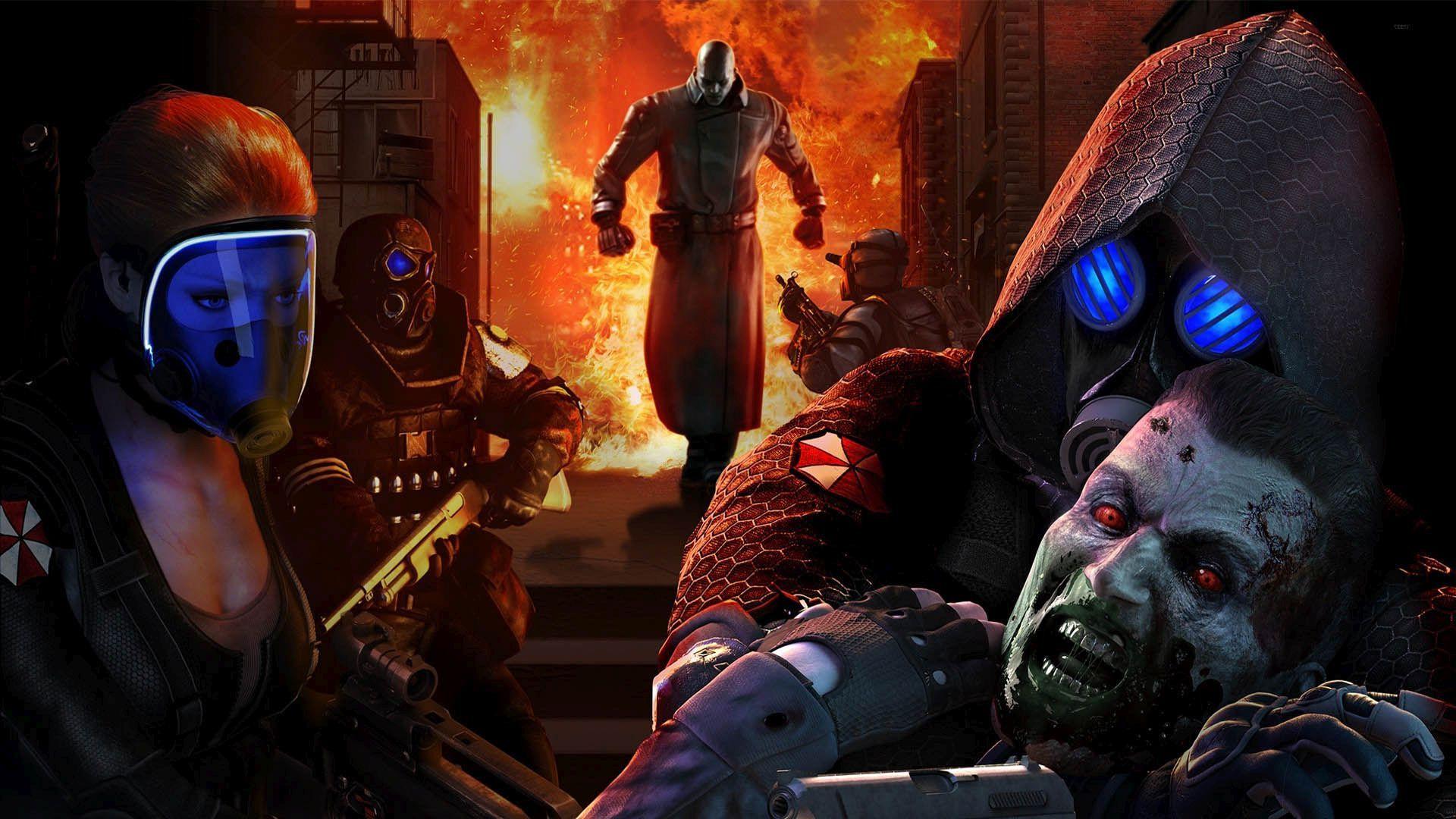 بازی Resident Evil: Operation Raccoon City