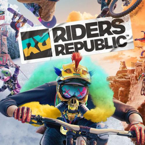 معرفی بازی Riders Republic