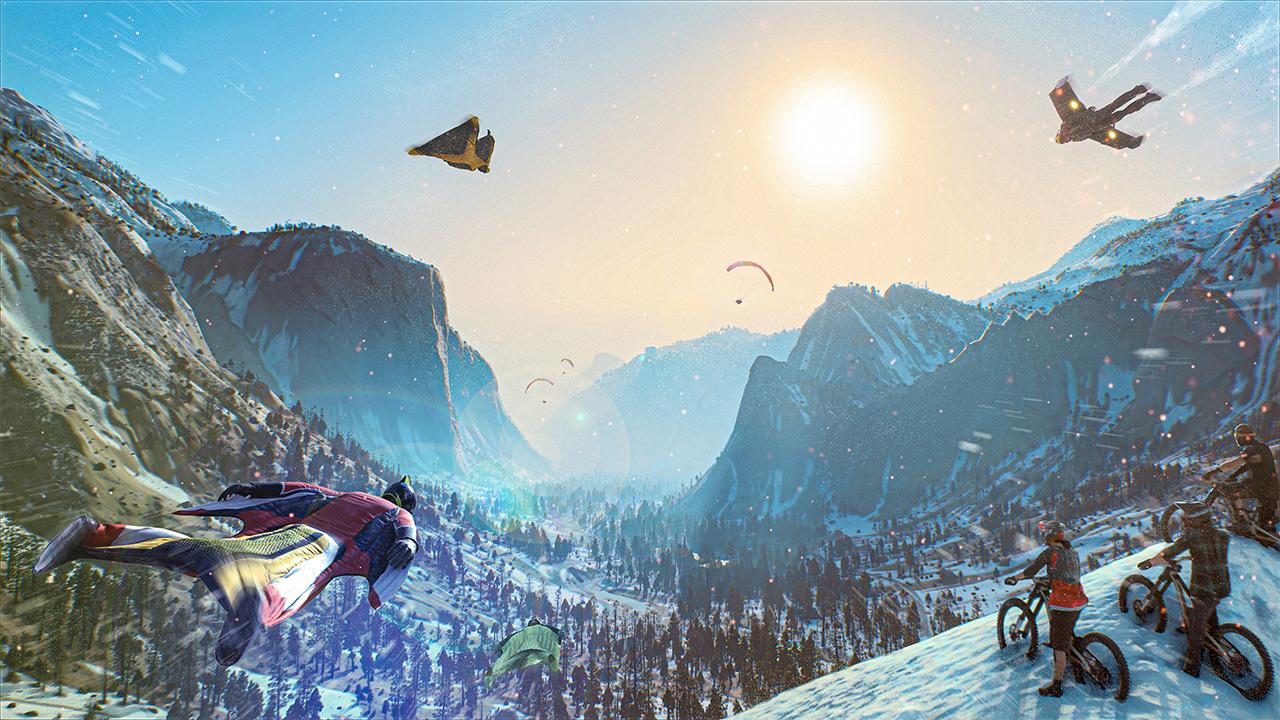 بازی Riders Republic در E3