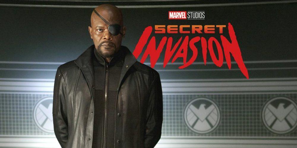 عنوان کاری سریال Secret Invasion