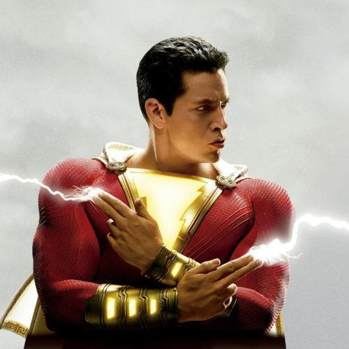 اولین تصویر رسمی Shazam 2
