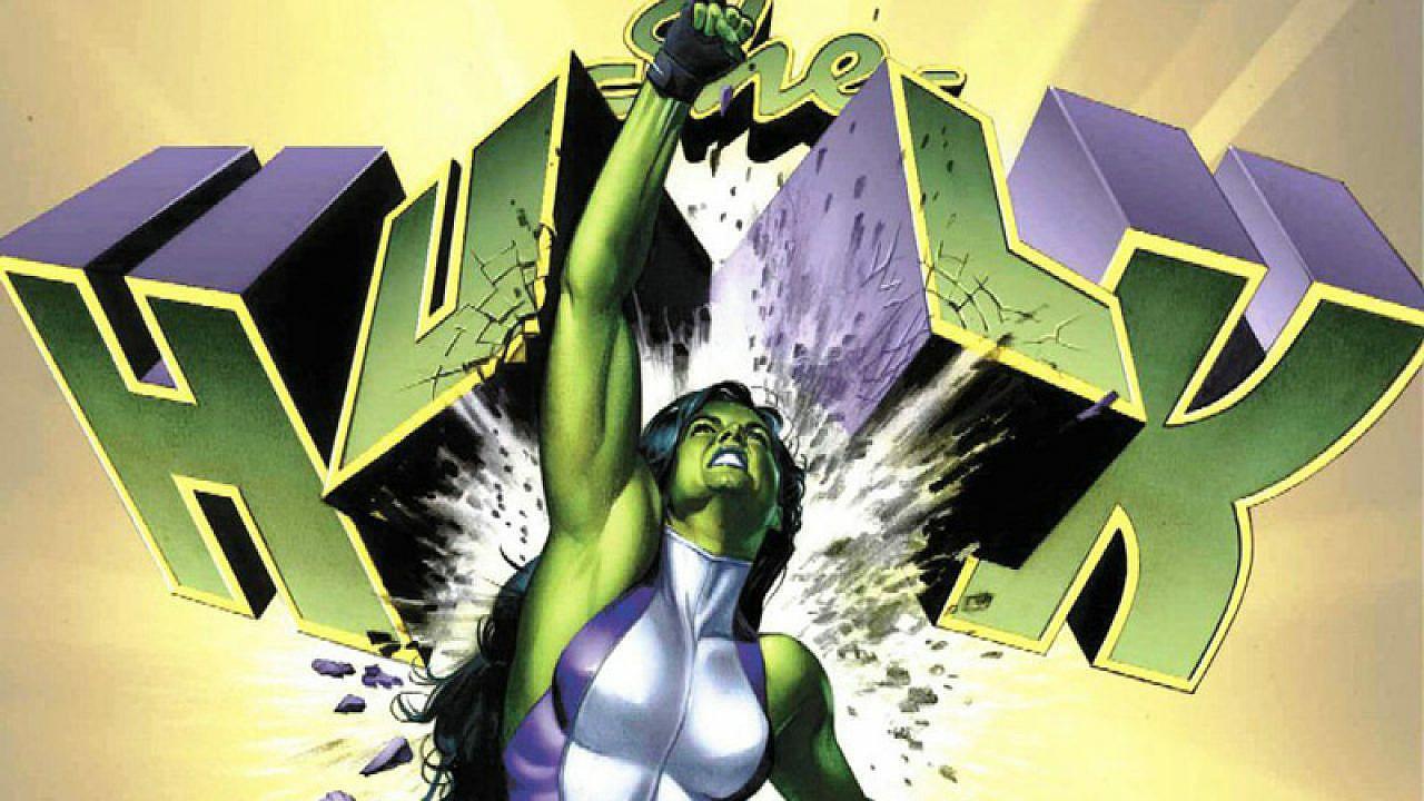 حضور پسر هالک در سریال She-Hulk