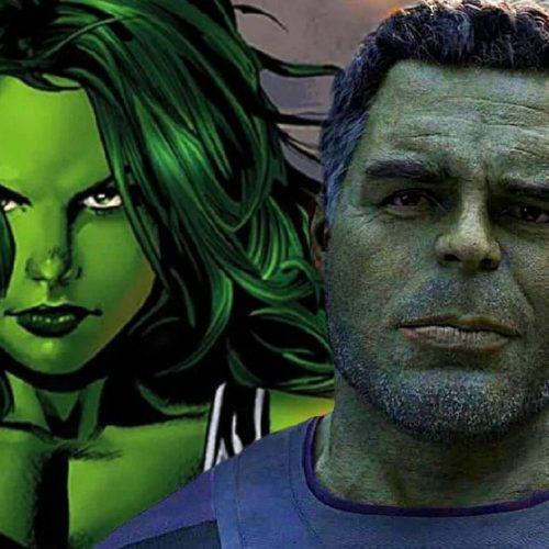 تصاویر جدید سریال She-Hulk