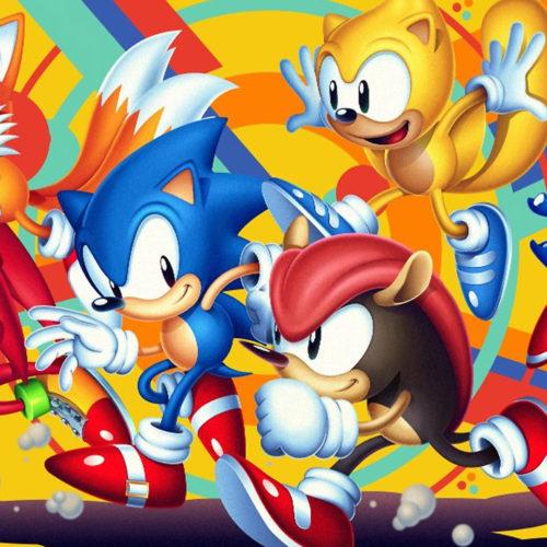 بازی Sonic Mania