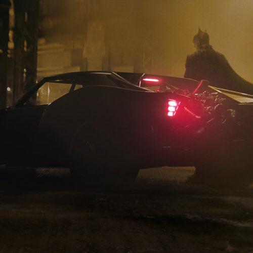 فیلمبرداری مجدد The Batman