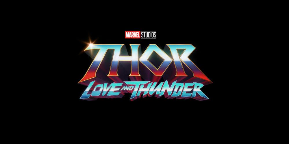 روند ساخت Thor: Love and Thunder