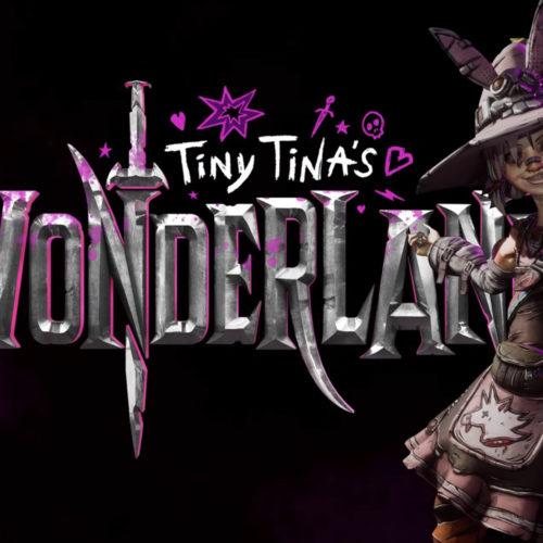 معرفی عنوان Tiny Tina's Wonderlands