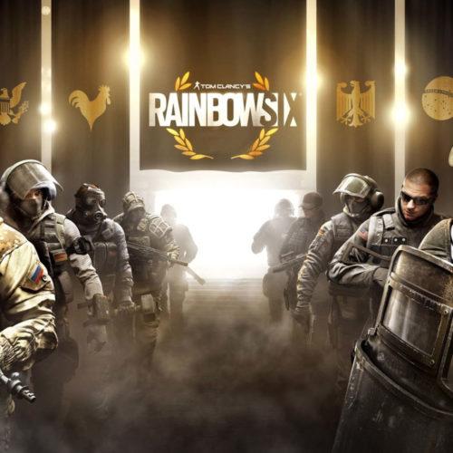 بازی آنلاین Rainbow Six Siege